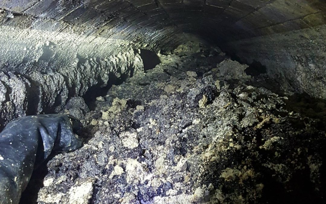 How to prevent clogged drains this Christmas – tips to avoid a festive season fatberg!