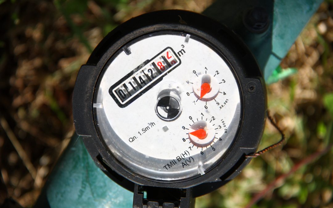How to read your water meter